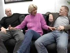 Granny Is Still A Whore