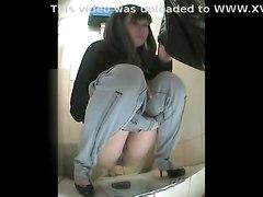 Russian Woman Toilet