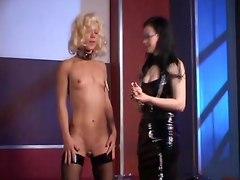 German Mistress And Tiny Slave Girl 2