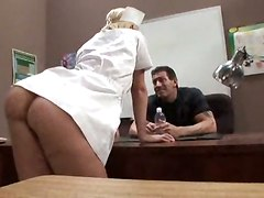 Curing Fucking Of Slutty Nurse!