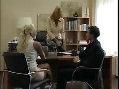 Office (blow)job