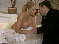 Euro Couple Bathroom Love