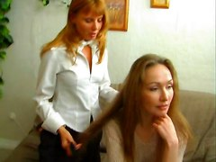 Mom Teached Daughter