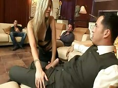 Cherry Jul Dped And Analed In Extreme Gangbang