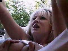 Private Party Girl Involved In Outside Fucking