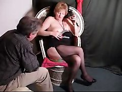 Mature Woman Fingered By Husband