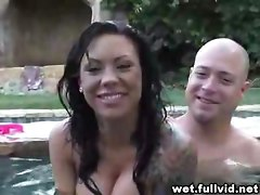 Creampie And Squirting