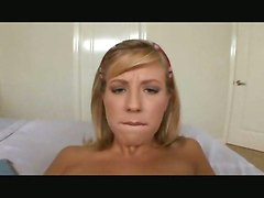 Romping With A College Chick