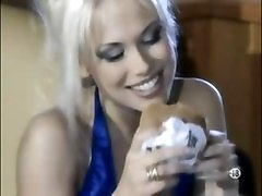 Fabulous Blonde Sexstar Hardcored