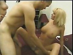 Anita Blond Threesome