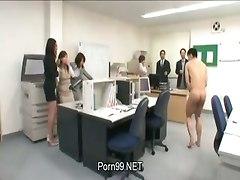 Hot Act Drives Japanese Tart Crazy!
