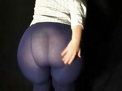 Big Fat Juicy Ass Pawg In Tights