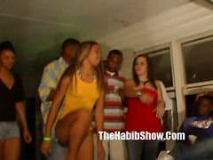 Amatuer Strippers Stripinn At My House For Weed And Liquor