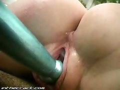 Hot Girl Dildo Hump