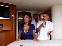 Priya Rai Fucked On Boat