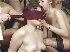 Teen Russian Orgy