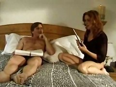 Horny Couple Tries Anal
