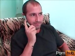 Dick Lubrication With Slut Tender Tongue