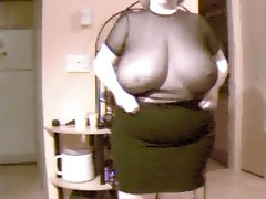 Bbw Stripping