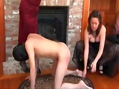 Cock And Ball Punishment