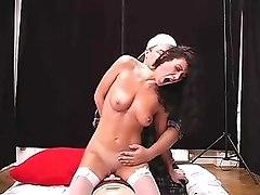 Sybian & Oral Sex: Daniella