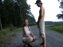 Piss Outdoor
