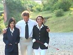 Lucy Belle Angelika Black Riding School