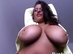 Huge Boobs Teasing