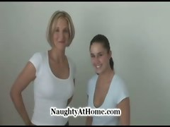 Milf With Teen
