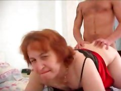 Russian Mature And Boy 006