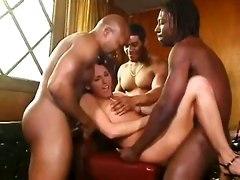 Gangland 40 Interracial Gangbang Venus