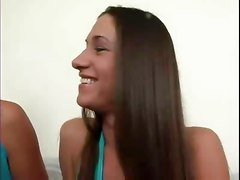 Young Lesbian Girl Pickup