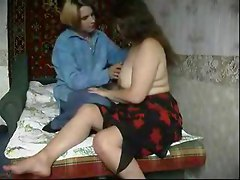 Hidden Cam Caught Mature Woman Fucked By Young Son