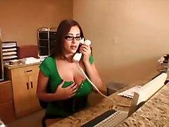 Selena Castro Sexy Busty Latina