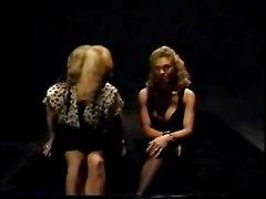 The First Nina Hartley Scene I Ever Saw - Ffm