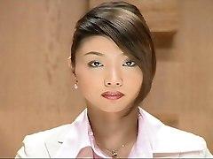Facials On A Pretty Asian Announcer