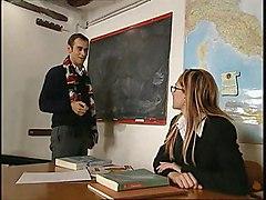 La Prof Di Anatomia...(complete Italian Movie