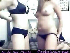 18yo Highschool Teens Stripping And Playing Compilation 217