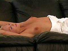 Teen Violet White Dress Part 2
