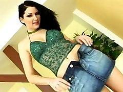 Belicia Creampie Euro Teen Anal
