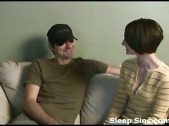 Good Wife Pleases Sleepy Husband