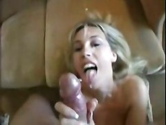 Cumshots On Whores Faces After Handjob