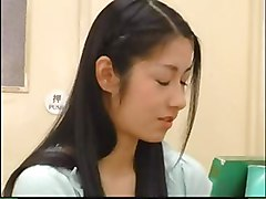 Japanese Nurses Demonstrate Special Sex Technique