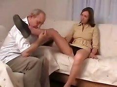Olga & Old Man