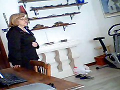 Mother In Law Italian Mature Heels Spy Cam