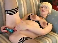 Unfaithful Sexy Pregnant Wife Masturbates And Fucked