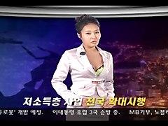 Naked News Korea   08 07 2009