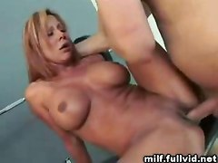 Dirty Blonde Milf