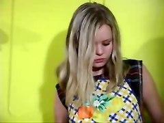 Blonde Masturbates In The Kitchen By Snahbrandy