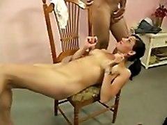 Gag On Huge Cock